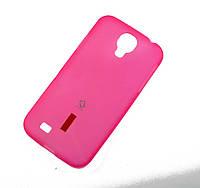 Чехол для Samsung Galaxy S4 (i9500) Capdase силиконовый розовый