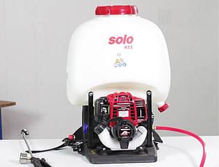 Бензиновый опрыскиватель SOLO 433H