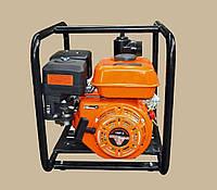 Бензо-газовая мотопомпа Lifan 50ZB60-4.8QT-BF