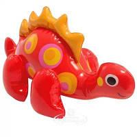 Детская игрушка для плаванья Динозавр Intex