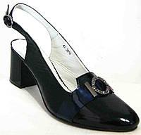 Женские босоножки кожаные большие размеры, босоножки женские большого размера от производителя модель МИ000В
