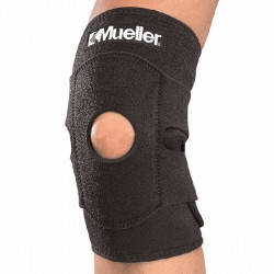 Регулируемый бандаж на колено MUELLER 4531 Knee Support Adjustable w Straps, фото 2