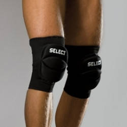 Наколенник Select Elastic Knee support with pad, фото 2