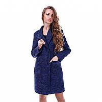 Красивое пальто женское демисезонное в 5ти цветах Ирида до 54 размера