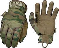 Перчатки тактические MECHANIX Anti-static FastFit Gloves Multicam, оригинал