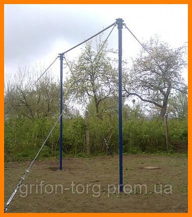Турник гимнастический, регулируемый по высоте, фото 2