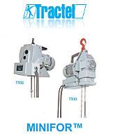 Лебедка электрическая  Tractel Minifor TR
