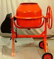 Бетономешалка Кентавр БМ-180СП (оранжевая)