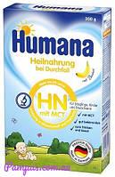 Сухая молочная смесь Humana HN mit MCT c пребиотиками, 300 г.