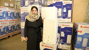 Бойлер Atlantic Cube Steatite VM 75 S4 CM