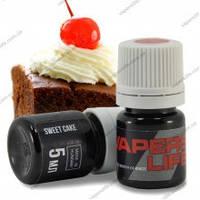 Ароматизаторы для электронных сигарет 5 мл Cладкий торт