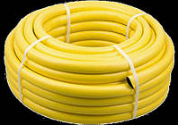 Шланг поливочный армированный желтый WAZ 3\4 20м ( Польша )