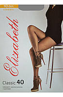 Колготки Elizabeth 40 den classic Visone  р.4