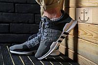 Мужские кроссовки Adidas Equipment Support ADV 🔥 (Адидас EQT Эквипмент) Silver