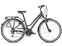 Городской велосипед KROSS TRANS ALP (original) женский (2017) (Польша)