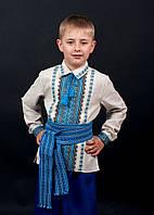 Шаривари хлопчачі сині
