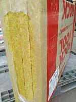 Rockwool Fasrock (Роквул Фасрок) вата базальтовая 1200х600х50мм. плотность 135 кг/м3