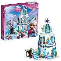 Конструктор Bela Frozen 10435 Ледяной замок Эльзы