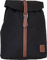 Рюкзак Bagland Рюкзак с кожзамом 14 л. Чёрный (0010366)