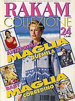 """Журнал по рукоділлю """"RAKAM"""" вересень 1999 №24 сп"""