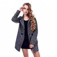 Классическое пальто женское демисезонное в 2х цветах Каприз