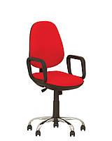 Кресло для персонала Comfort GTP Active1 CHR68 с синхромеханизмом (Nowy Styl)