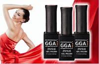 Гель лак для ногтей GGA Professional ,10ml