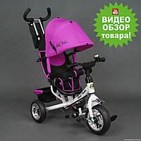 Велосипед детский трехколесный, Бест Трайк 6588, Best Trike колеса пена