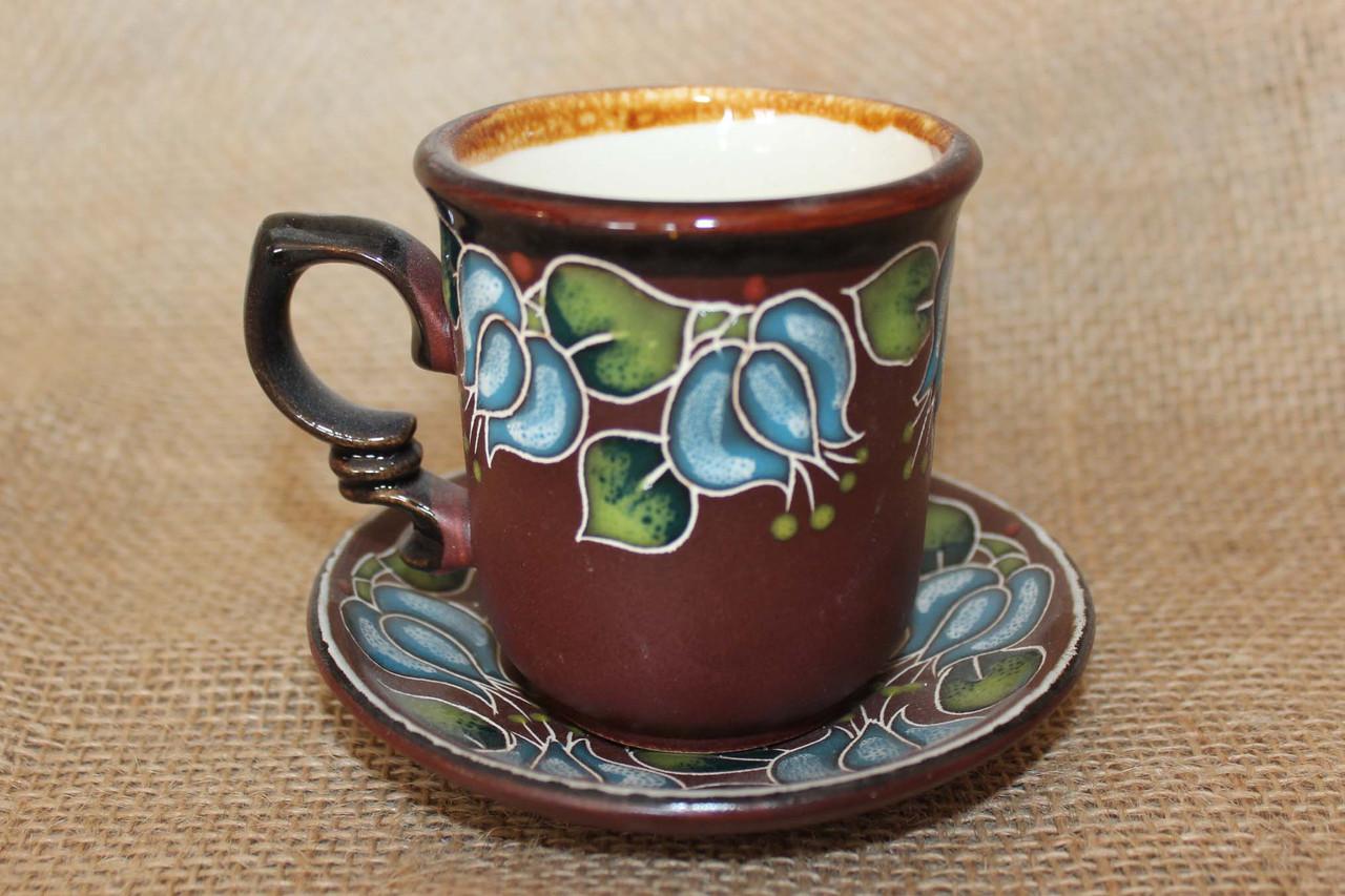 """Чашка кофейная 150мл """"Колокольчик"""""""