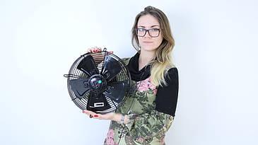 Вентилятор Bahcivan 4M 300 B