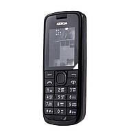 """Корпус для Nokia N113 """"ААА"""" черный с клавиатурой"""