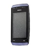 """Корпус для Nokia Asha 305 """"ААА"""" черный с клавиатурой"""
