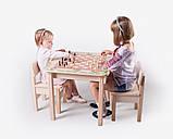 Стол - парта + стул для рисования с фотопечатью Вальтер Пром, фото 7