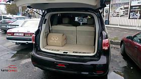 """Коврик в багажник текстильный модельный Материал """"Alaska TPO"""""""