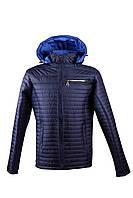 Куртка мужская 500 синяя, р.50