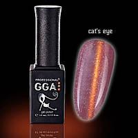 """Гель лаки G.G.A. Professional """"Кошачий глаз"""",10ml"""