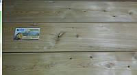 Палубная доска 27х140х3000 Сорт АВ Сибирская Лиственница, забор деревянный