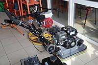 Виброплита scheppach HP 1100S