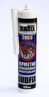 Герметик универсальный силиконовый BUDFIX U-200 310мл