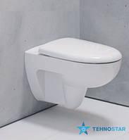 Geberit 458.126.00.1 Duofix Комплект (3в1) + Keramag 203050000 Renova + 573025000 Soft Close