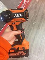 Винтоверт импульсный аккумуляторный AEG BSS18 OP