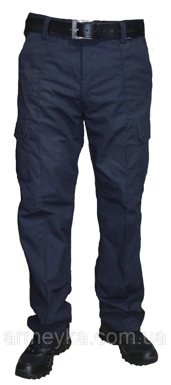 Брюки Police Blue Trousers Home Office Rip-stop (Великобритания, оригинал). НОВЫЕ