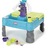Детский развивающий  столик для игры с водой и песком «Sandy Lagoon Waterpark»