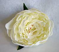 Искусственные цветы из ткани головка Пиона.