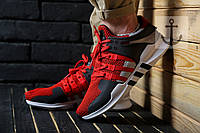 Мужские кроссовки Adidas Equipment Support ADV 🔥 (Адидас EQT Эквипмент) Red