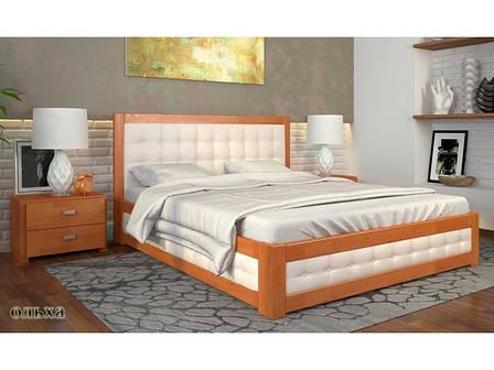 Кровать двуспальная Рената М с подъемным механизмом, фото 2