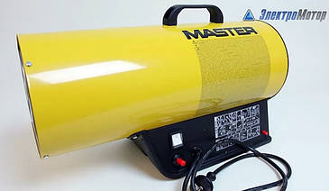 Газовая пушка MASTER BLP 103 ET NEW
