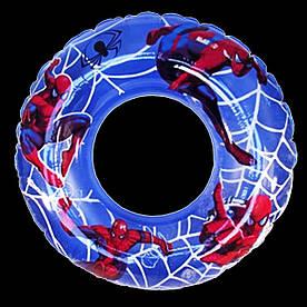 Надувной круг плавательный 70 см в ассортименте