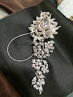 Декоративный магнит подхват держатель для тюлей и штор № 1-100, фото 1