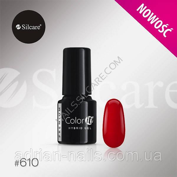 Гель-лак Color it Premium № 610